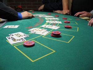 gambling players in running online