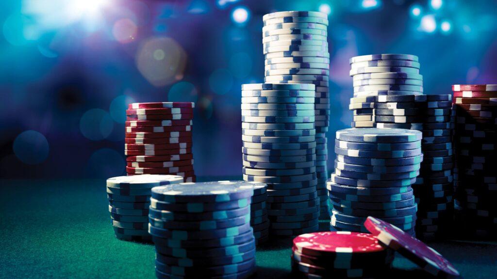 Real vs online casinos