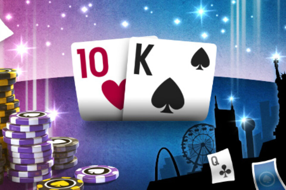 Poker On Slot Live22 – A Card Game With High Stakes